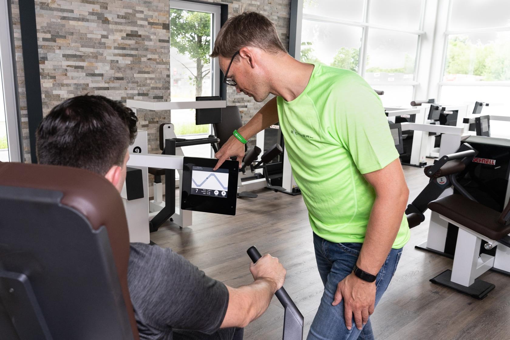 Medical Fitness: Fitness- und Gesundheitstraining in der Physiotherapiepraxis Schwert